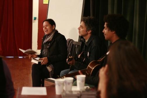 Natalie Merchant Trio