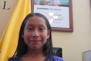 Young Writer, Jasmine